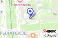 Схема проезда до компании НОТАРИУС ТИНЯКОВА А.Е. в Москве