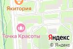 Схема проезда до компании Акватур в Москве