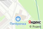 Схема проезда до компании ТЯЖМАШ-1 в Москве