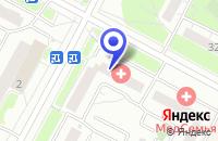 Схема проезда до компании ЦЕНТР ДОСУГА ВЕРНИСАЖ в Москве