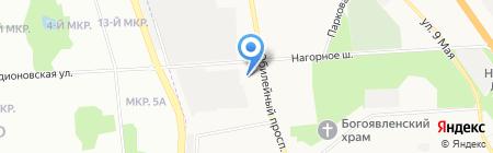 ИФНС на карте Химок