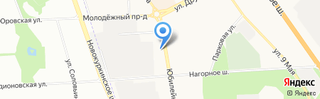 Многофункциональный центр предоставления государственных и муниципальный услуг на карте Химок