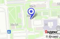 Схема проезда до компании ПРОИЗВОДСТВЕННАЯ ФИРМА ВАЙТСТРОЙ в Москве
