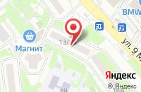 Схема проезда до компании Системы Подъемно-Транспортных Механизмов в Химках