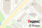 Схема проезда до компании Бизнес и право в Москве