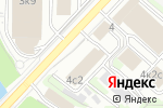 Схема проезда до компании Патрон в Москве