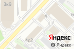 Схема проезда до компании ГЕРМЕС в Москве