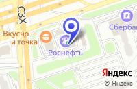 Схема проезда до компании АВТОСЕРВИСНОЕ ПРЕДПРИЯТИЕ ПЕТРОЛ КОМПЛЕКС ЭКВМЕНТ КАМПАНИ в Москве