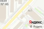 Схема проезда до компании Мир Печатей в Москве