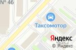 Схема проезда до компании Центр бизнес-консалтинга в Москве