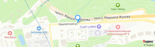 Крылатская улица