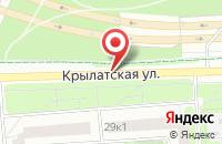 Схема проезда до компании Эксперт-Проект-Строй в Москве