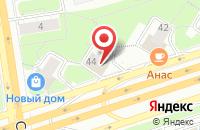 Схема проезда до компании Салон Фея в Москве
