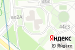 Схема проезда до компании МегаТекст в Москве