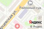 Схема проезда до компании Зодчие в Москве