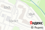 Схема проезда до компании Сана в Москве
