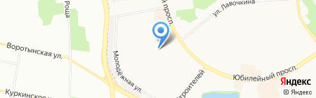 Детский сад №6 на карте Химок