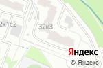 Схема проезда до компании Текст ПРОФИ в Москве