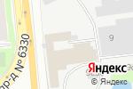 Схема проезда до компании Кран-Спец-Групп в Москве