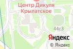 Схема проезда до компании ЗлатаГора в Москве