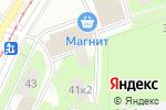 Схема проезда до компании Фотомастерская на ул. Героев Панфиловцев в Москве