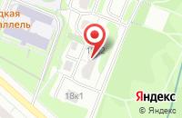 Схема проезда до компании Корвус Перитус в Москве