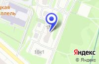 Схема проезда до компании НОТАРИУС ДЕМЧЕНКО О.Б. в Москве