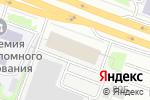 Схема проезда до компании МашСнабСервис в Москве