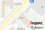 Схема проезда до компании Solution Legal в Москве