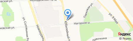 Bistro на карте Химок