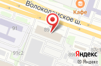 Схема проезда до компании Зерновая Торговая Компания в Москве