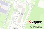 Схема проезда до компании Нотариус Муратова С.Н. в Москве