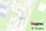 Схема проезда до компании Право-Инвест в Москве