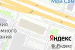 Схема проезда до компании Праздник вкуса в Москве
