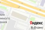 Схема проезда до компании ADC-Furniture в Москве