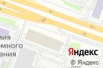 Схема проезда до компании Единая оконная компания в Москве