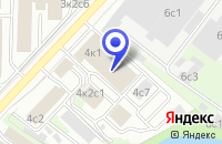 Схема проезда до компании КОНСУЛЬТАЦИОННАЯ ФИРМА ГЕВИВ в Москве