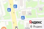 Схема проезда до компании ИФК в Химках