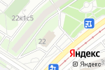 Схема проезда до компании Юля в Москве