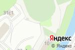 Схема проезда до компании ГБО-сервис в Москве