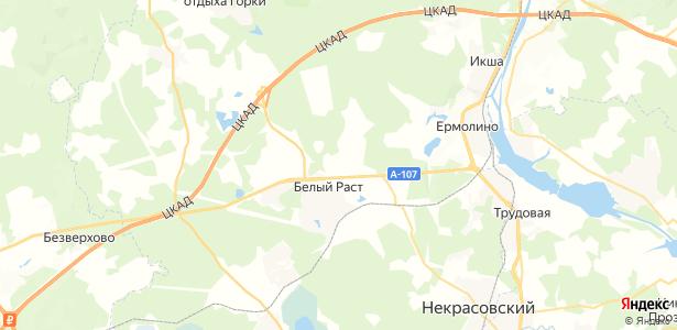 Зараменье на карте
