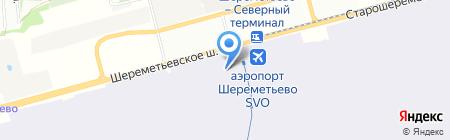 Аэро Трейд Сервис на карте Химок