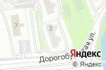 Схема проезда до компании Ремонт любимых вещей в Москве