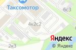 Схема проезда до компании ПринтСкрин в Москве