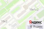Схема проезда до компании Vizoovi.ru в Москве