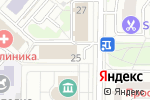 Схема проезда до компании Бона Компани в Москве