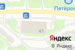 Схема проезда до компании Тонкий Стиль в Москве