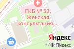 Схема проезда до компании Продмаш в Москве