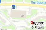 Схема проезда до компании Персональный Тур Агент в Москве