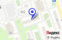 Схема проезда до компании МЕБЕЛЬНАЯ КОМПАНИЯ МОДЕРН ПЛЮС ДИЗАЙН в Москве